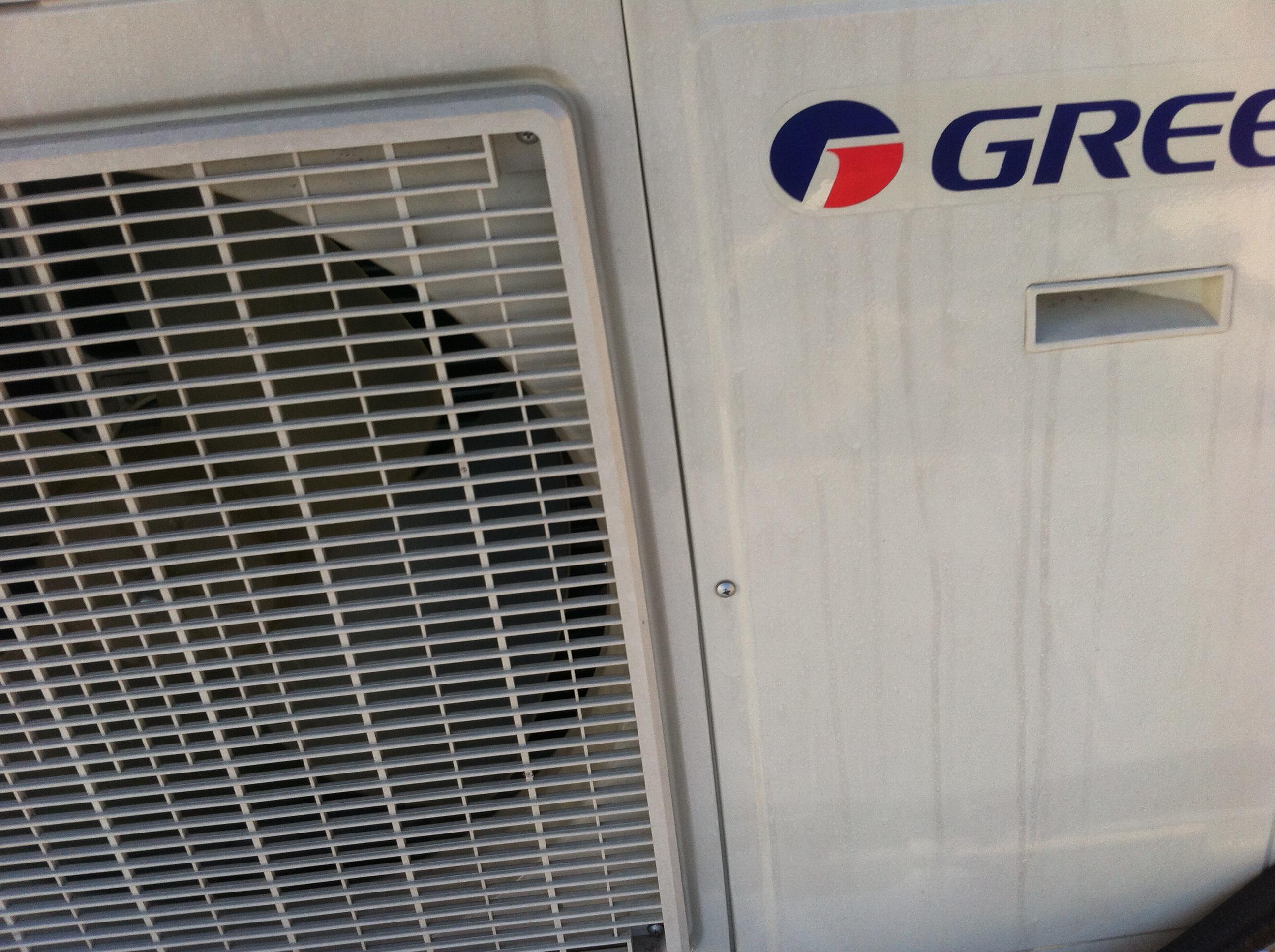 Кондиционеры Gree фото решетки